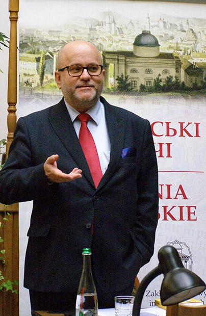"""Prezentacja przewodnika """"Cmentarz Łyczakowski we Lwowie"""""""