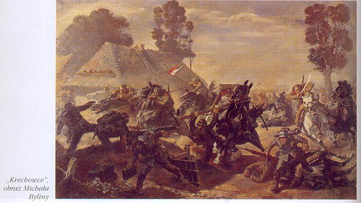 Mała bitwa wielkiej wojny