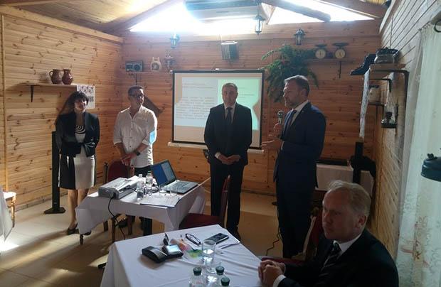 II Narada Organizacji Polskich Charkowskiego Okręgu Konsularnego