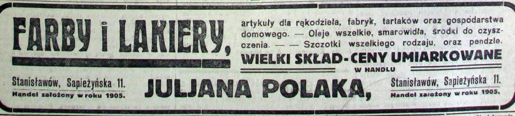 """Tadeusz Siemek o Stanisławowie: """"Tam był mi raj…"""""""