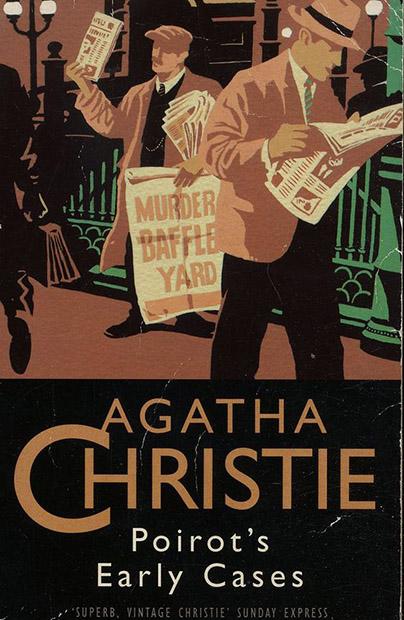 Agatha Christie zamordowana!