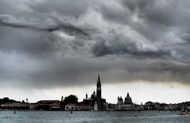 Sfumato – le calli et giardini di Venezia