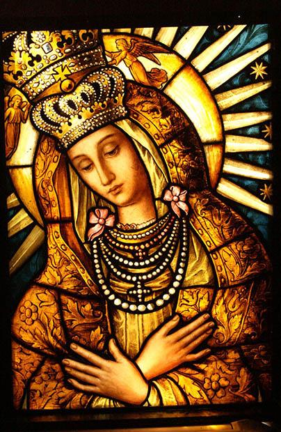Maryjo Matko Miłosierdzia
