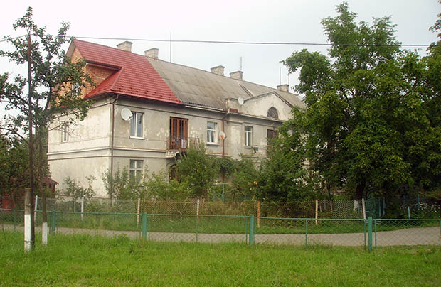 Kolonia Polminowska dawniej a dziś