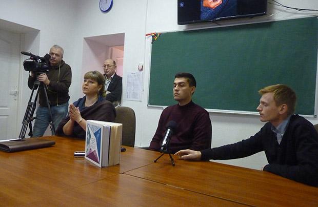 Spotkania w Łucku i Równem