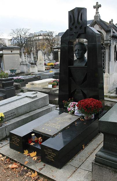 Paryskim szlakiem Symona Petlury