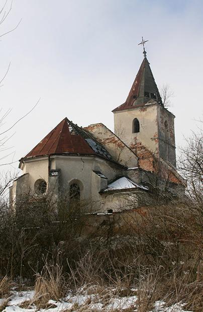 Odradza się kościół w Sokołówce