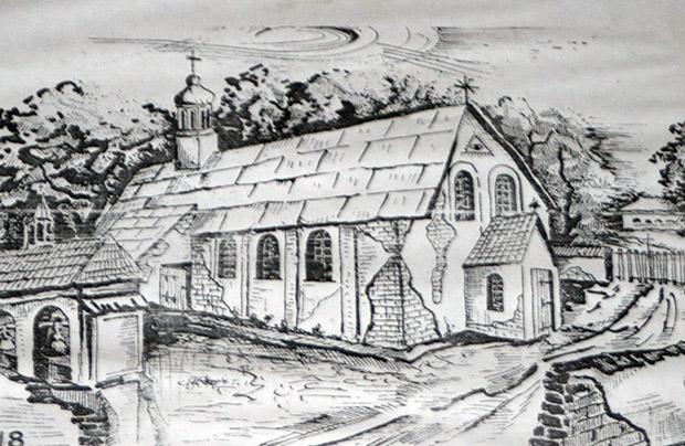 Dawne kościoły i klasztory przedwojennego dekanatu kąkolnickiego. Część 5