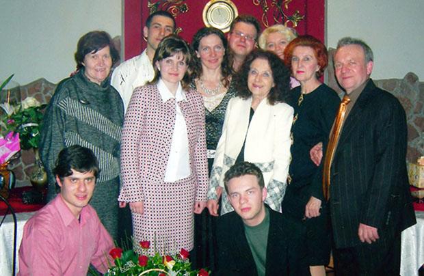 Mojej najdroższej Wykładowczyni Marii Tarnawieckiej – z wdzięcznością