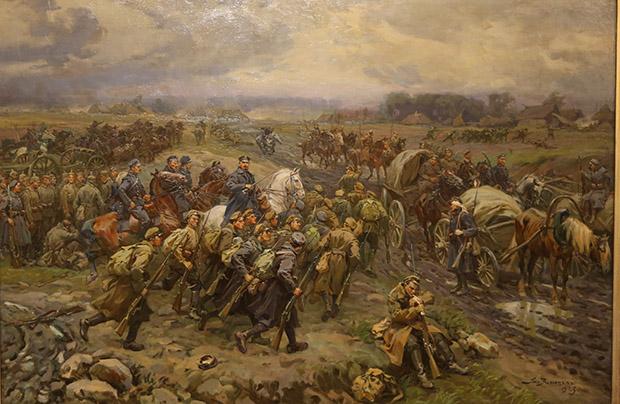 Na szlaku II Brygady Legionów Polskich do Niepodległej. Część IV