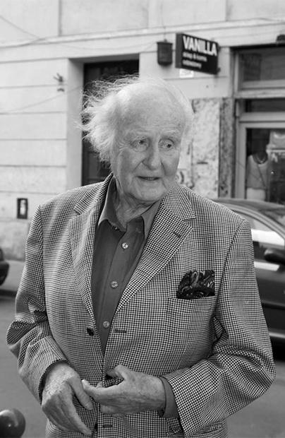 W Zakopanem zmarł dr Leszek Allerhand