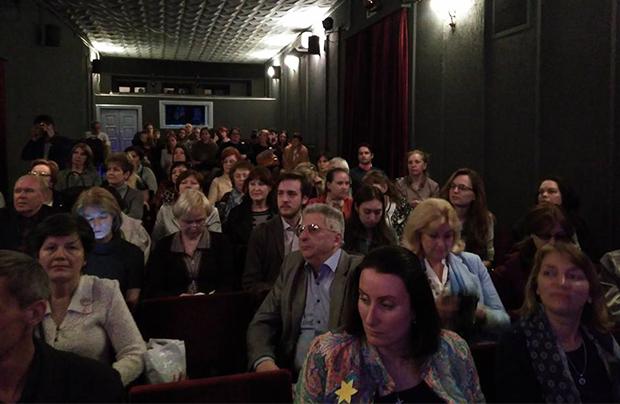 W Kijowie pokazano film o Irenie Sendlerowej