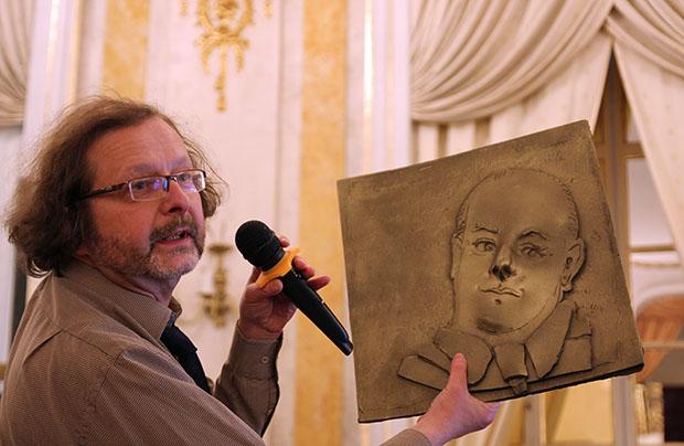 Lwów uczcił 110.rocznicę urodzin Stanisława Jerzego Leca