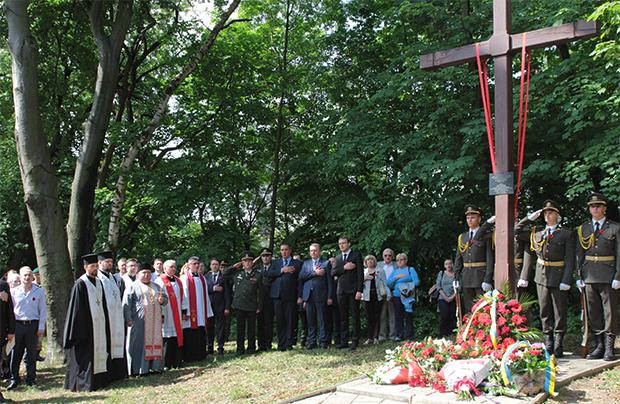 Dzień Pamięci i Porozumienia we Lwowie