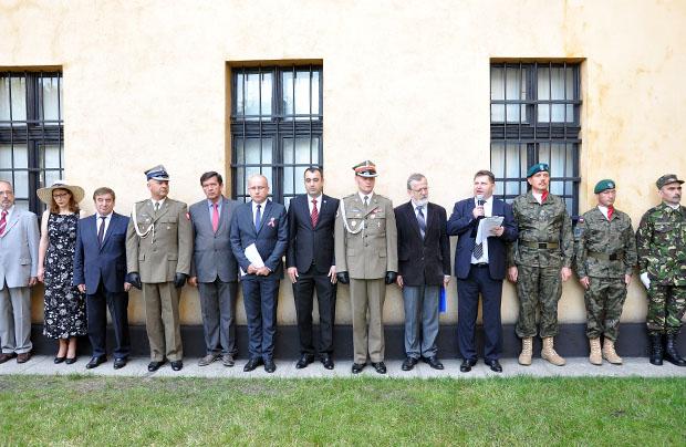 Uroczystości ku czci polskich legionistów w Syhocie Marmaroskim
