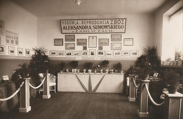 Z wołyńskiej kolekcji Tadeusza Marcinkowskiego