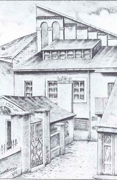 Losy lwowskich synagog