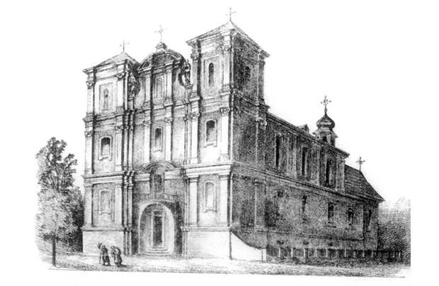 Kościół św. Marii Magdaleny we Lwowie i jego restauracja