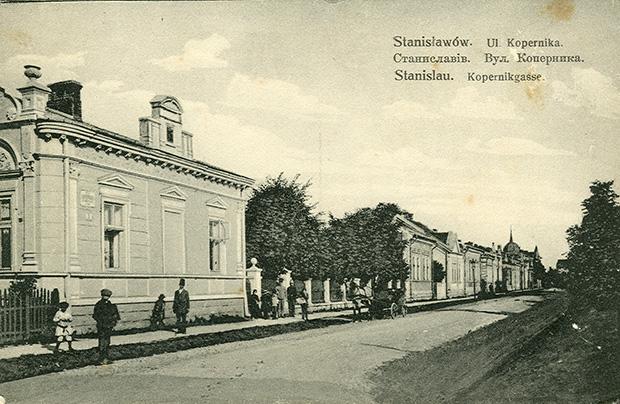 Legendy starego Stanisławowa. Część X