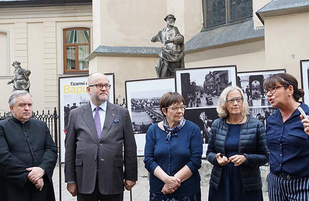 """Wystawa """"Warszawa na zdjęciach prasowych 1918–1939"""""""