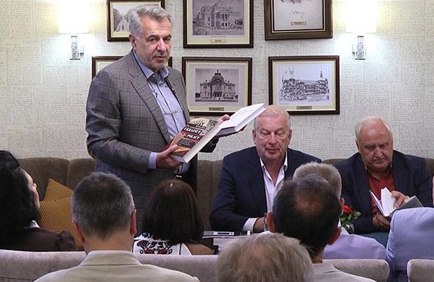Prezentacja książki Bohdana Hudia we Lwowie