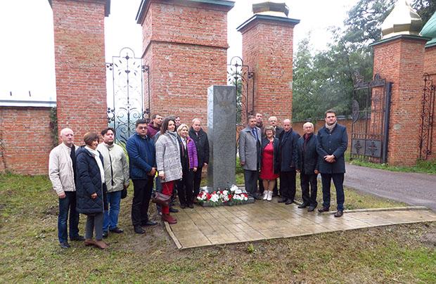 Objazd polskich miejsc pamięci