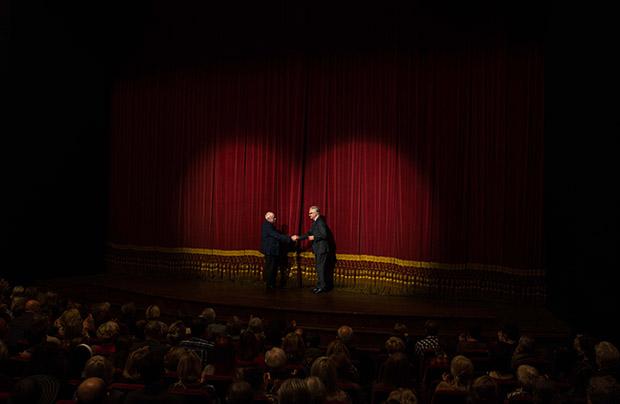 Jubileuszu lwowskiego teatru ciąg dalszy