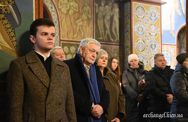 Arcybiskup Agapit podziękował ambasadorowi Piekło za jego wkład w budowę dobrosąsiedzkich stosunków między Polską i Ukrainą