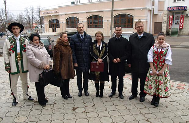 W Tyraspolu otwarto Centrum Kultury Polskiej Jasna Góra