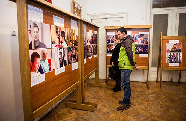 Dziennikarz z Krymu w Drohobyczu