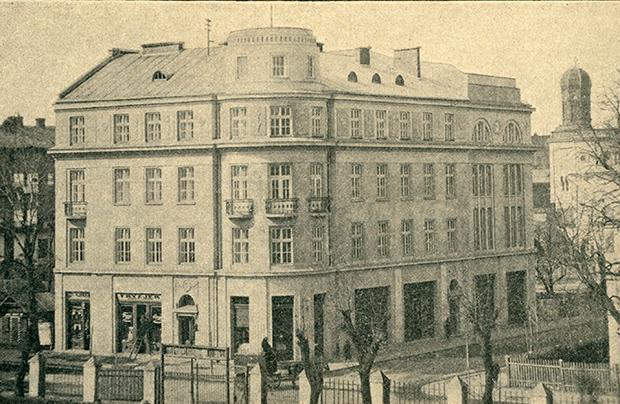 Mieszkaliśmy przy ulicy 3 Maja w Stanisławowie