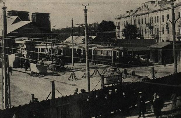 Ulewa stulecia we Lwowie. Część I