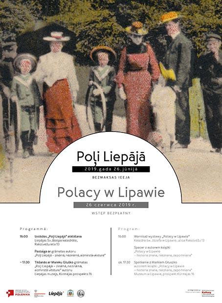 """Wystawa """"Polacy w Lipawie – historia znana, nieznana, zapomniana"""" w czerwcu na Łotwie"""