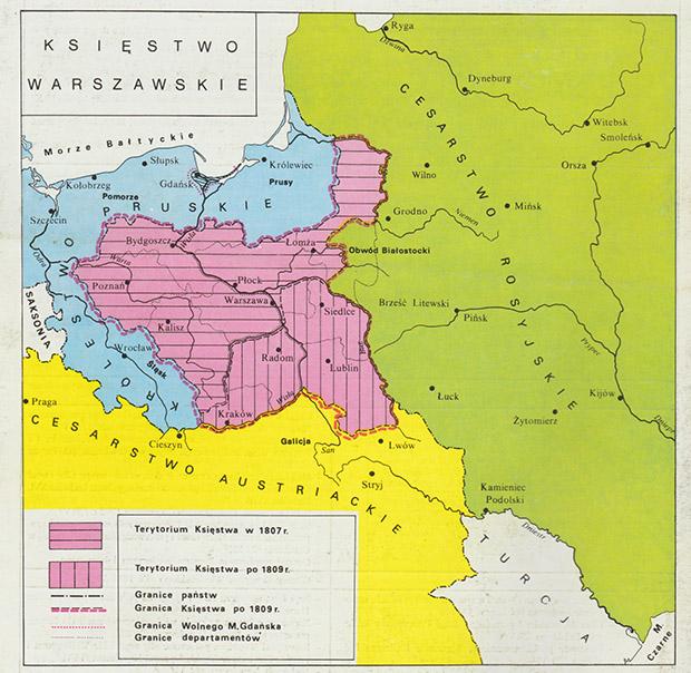 Ostatni bój stanisławowskiej fortecy. Część 1