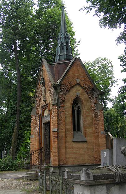 Renowacja kaplicy Krzyżanowskich
