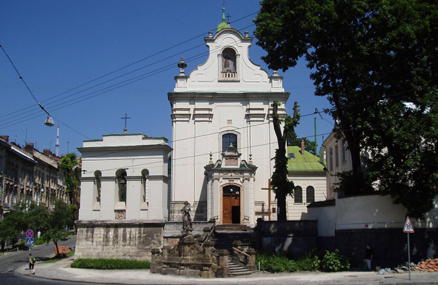 Rozpoczynają się prace konserwatorskie w kościele św. Antoniego we Lwowie