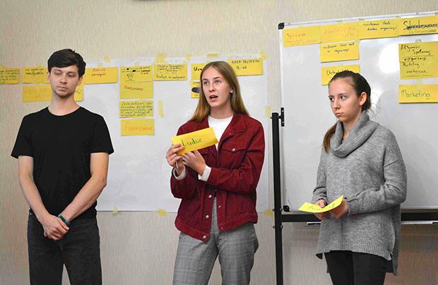 Spotkania regionalne w ramach V Forum Młodych Polaków na Ukrainie