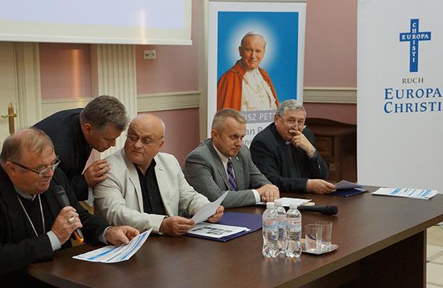 "Lwowska sesja Kongresu ""Europa Christi"""