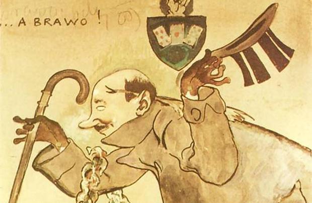 """Kornel Makuszyński jako recenzent teatralny """"Słowa Polskiego"""" (1905–1909)"""
