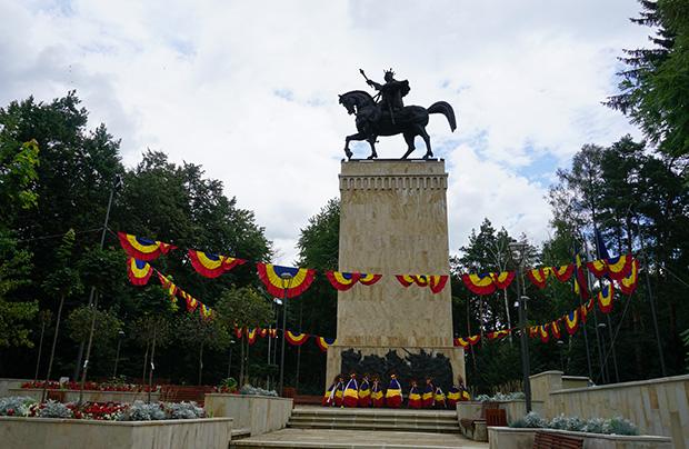 Wspomnienie lata: Rumunia (i nie tylko) w dwa tygodnie