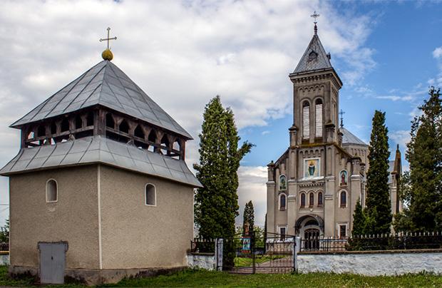 Najbardziej fotogeniczny kościół Ziemi Tarnopolskiej
