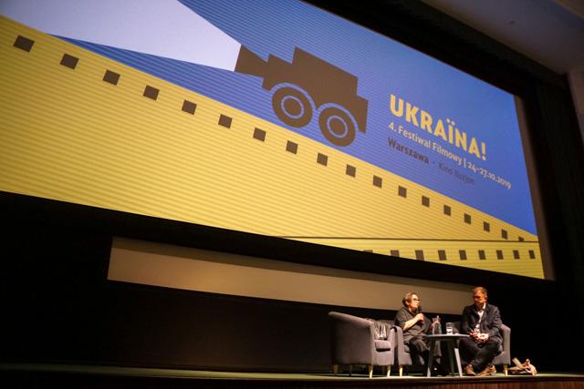 Film Agnieszki Holland na ekranach ukraińskich kin