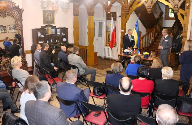 Rzeszów i Truskawiec – miasta partnerskie