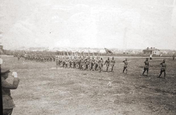 6 Dywizja Strzelców Siczowych obchodzi swoje 100-lecie