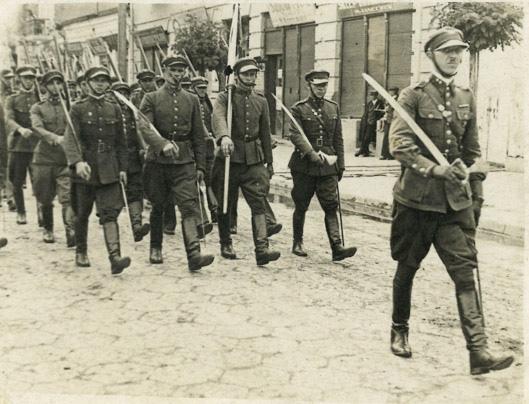 O wołyńskich strzelcach w rocznicę zbrodni katyńskiej. Część 1