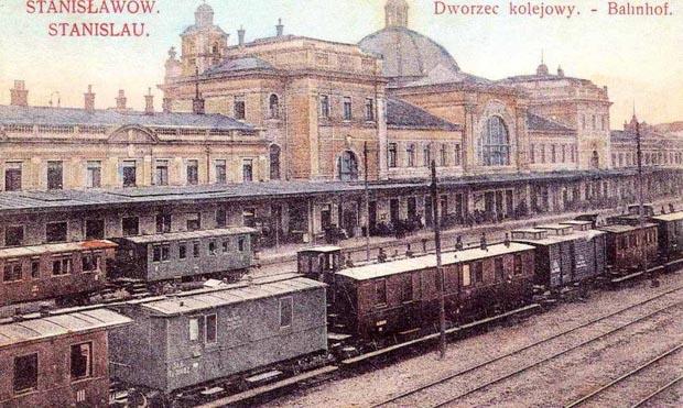 Legendy starego Stanisławowa. Część 34