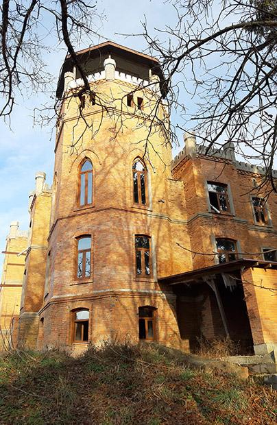 Polskie rezydencje Żytomierszczyzny. Część 5