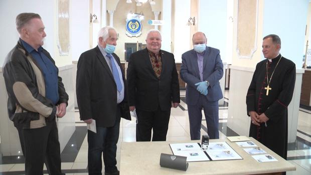 Ukraińska poczta wydała znaczki z okazji 100. rocznicy urodzin świętego Jana Pawła II