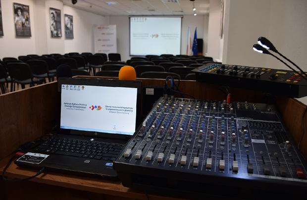 Centrum Kultury Polskiej i Dialogu Europejskiego wobec kwarantanny