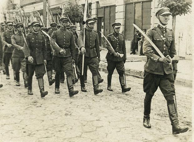 O wołyńskich strzelcach w rocznicę zbrodni katyńskiej. Część 2